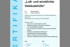 SIGA Zertifikat